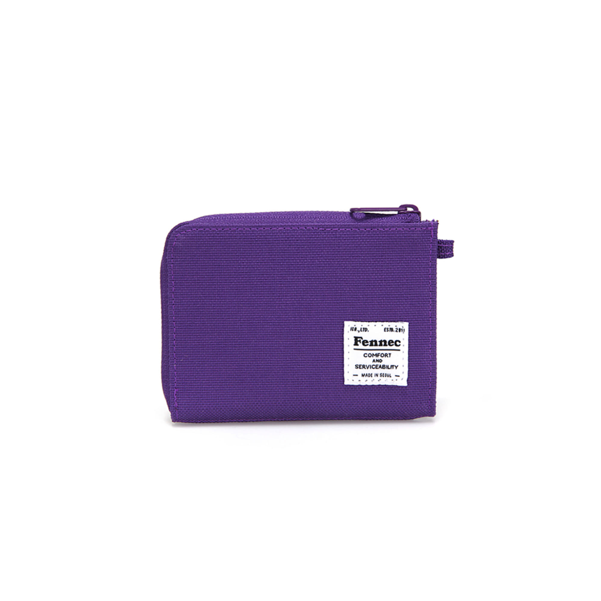 (SCRATCH SALE) C&S MINI WALLET - PURPLE