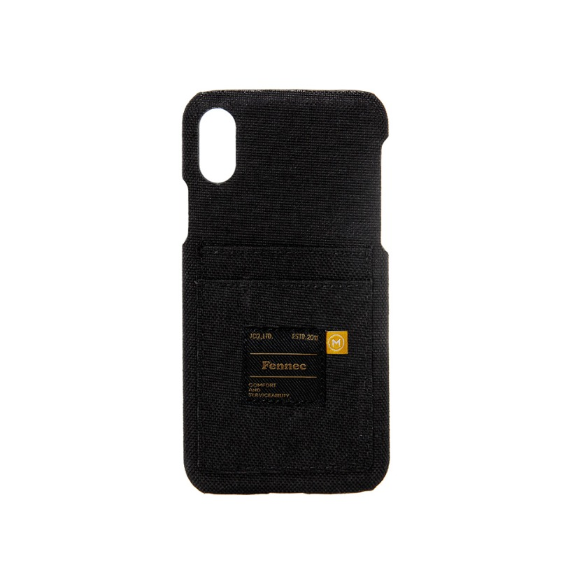 FENNEC C&S iPHONE X/XS CASE BLACK EDITION