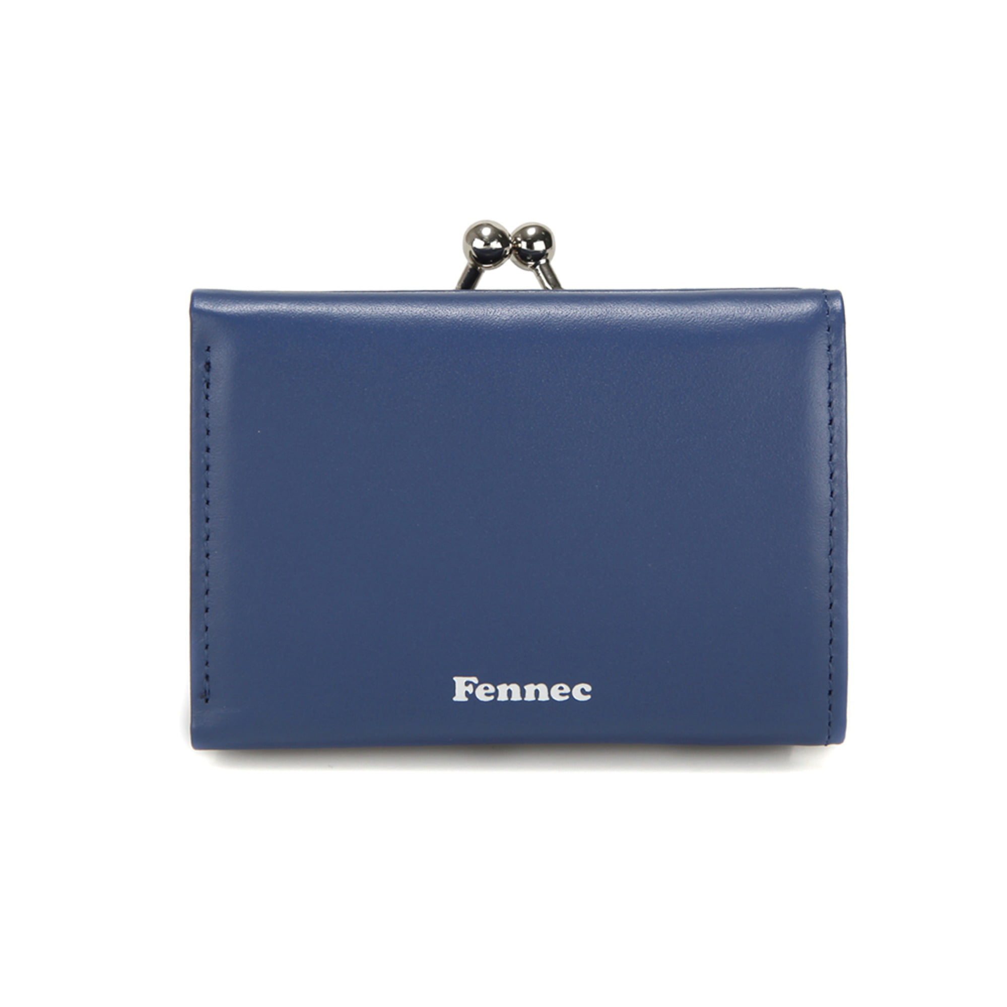 [DISCONTINUE] FRAME TRIPLE WALLET - DUSTY BLUE