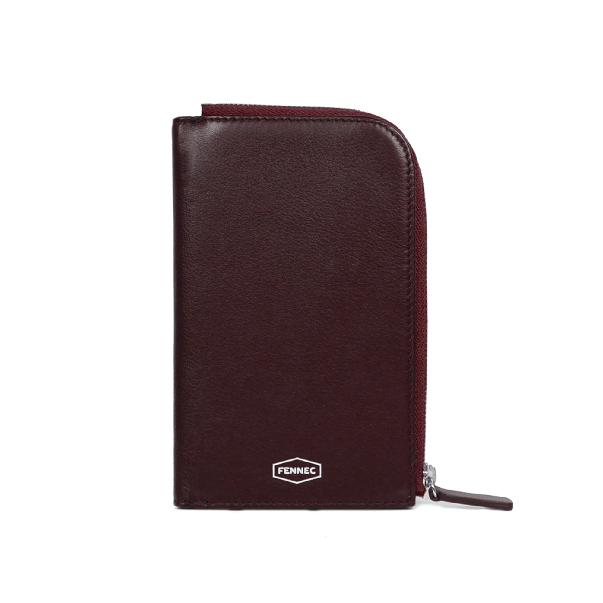 [DISCONTINUE] CARRY WALLET - WINE