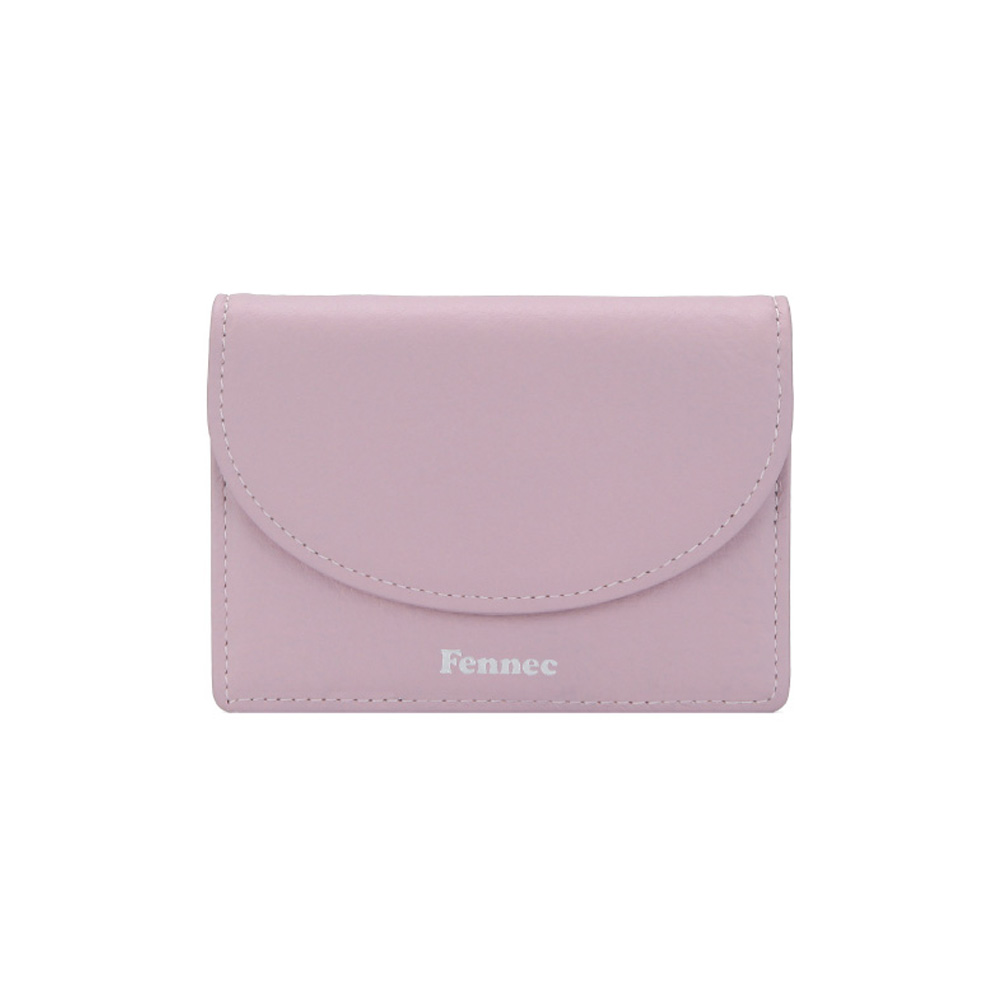 HALFMOON ACCORDION POCKET - LILAC PINK