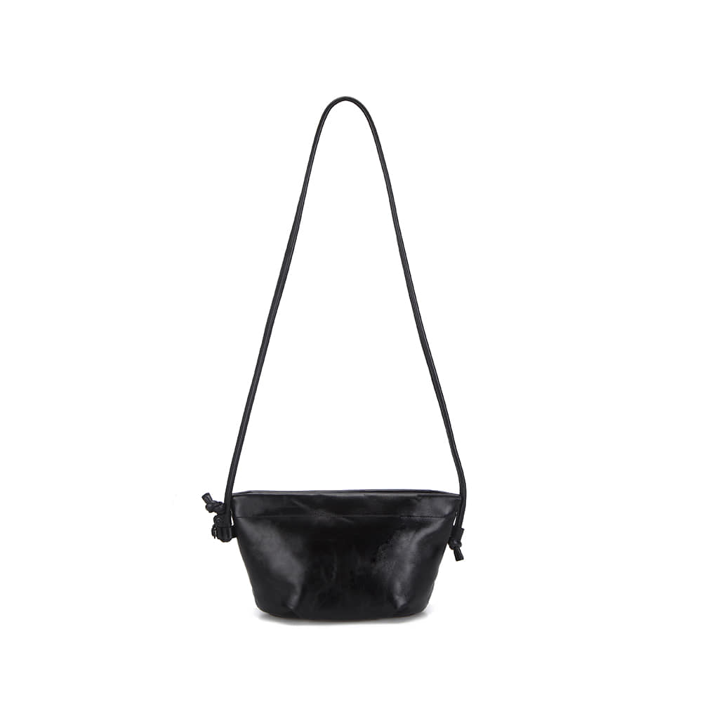 [29cm 에디션]BOAT BAG - GLOW BLACK