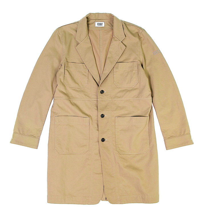 SFS WORK JACKET - BEIGE