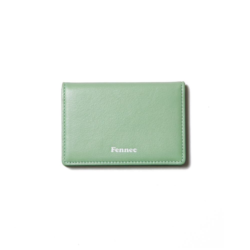 [5/4 예약배송][21SS] SOFT CARD CASE - MINT
