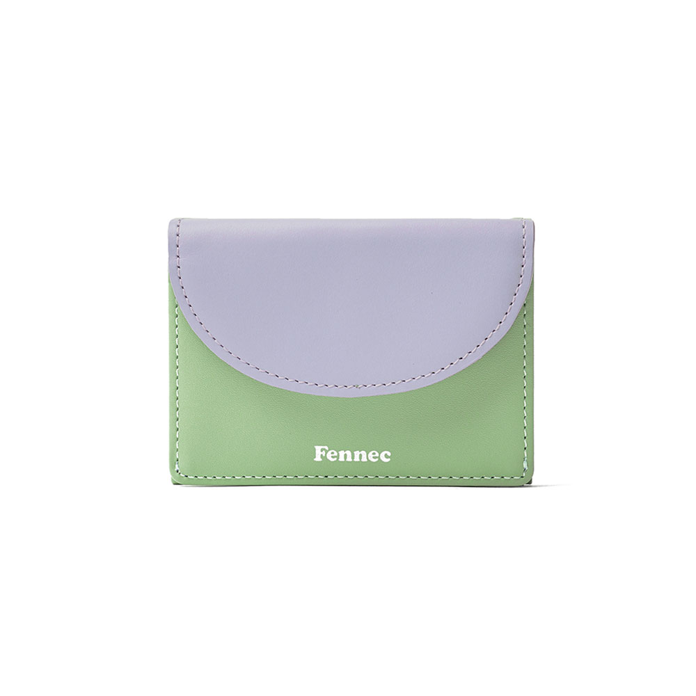 [10주년 에디션] HALFMOON MINI WALLET COMBI - MINT