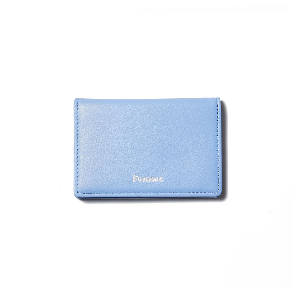 [21SS] SOFT CARD CASE - SKY BLUE