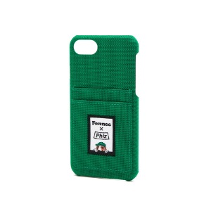 FENNEC X PHIZ C&S IPHONE 7/8 CARD CASE - GREEN