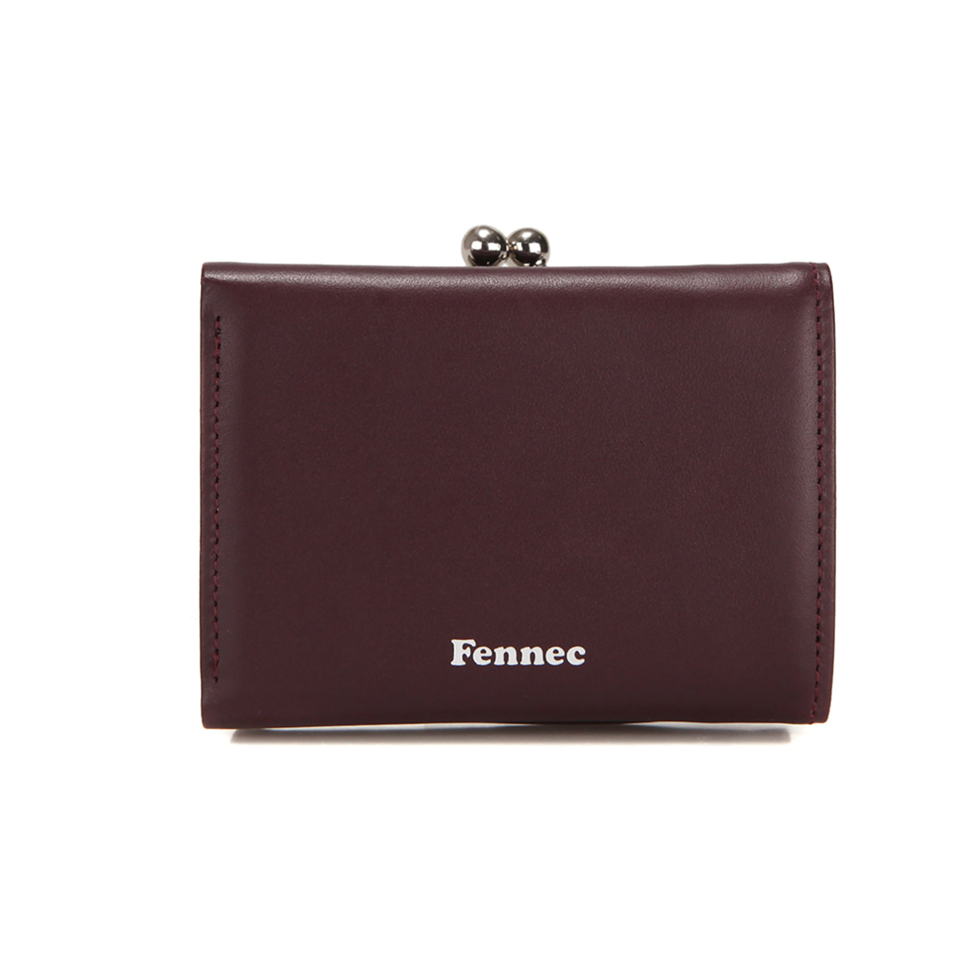 (SCRATCH SALE) FRAME TRIPLE WALLET - WINE