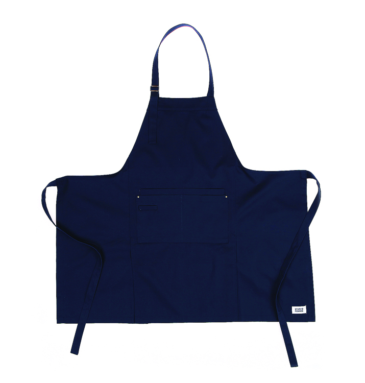 SFS LONG APRON - NAVY