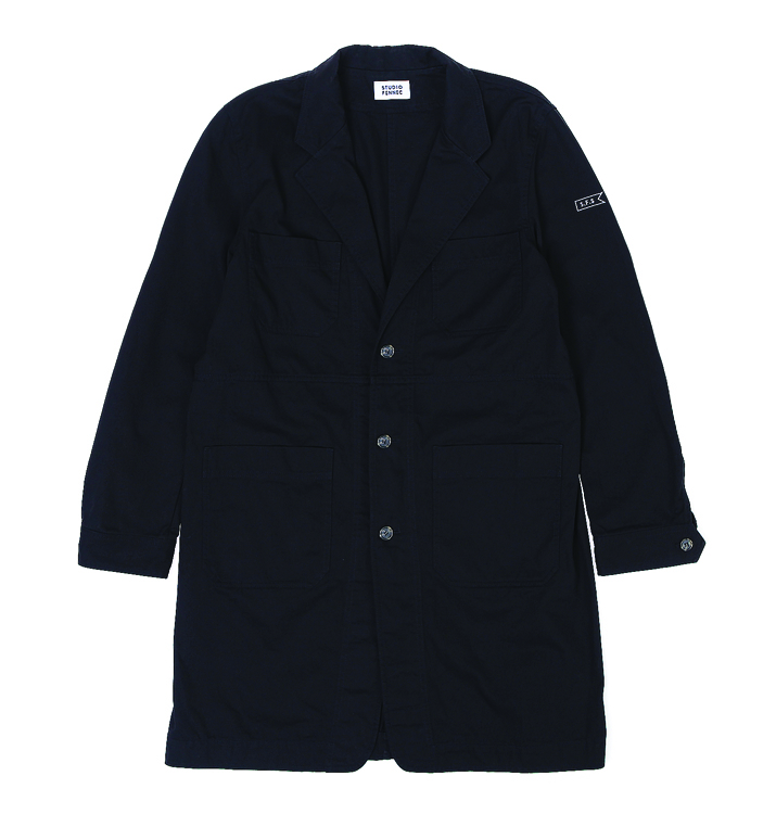 SFS WORK JACKET - BLACK